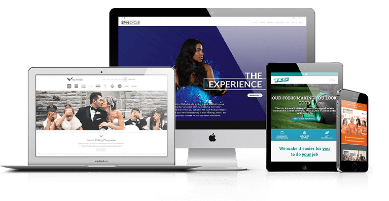 Examples of Website Design by Premium Marketing Agency Boundless Marketing